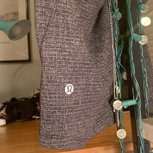 lululemon metal vent shirt